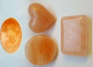 100% Natural Care Himalayan Rock Salt Deodrant Soap Bar Therapeutic Exfoliating