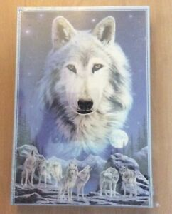 Night of the Wolves 1500 Piece Jigsaw Meiklejohn Graphics New & Sealed