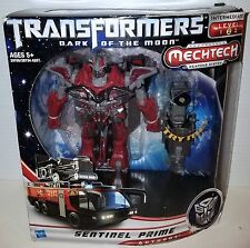 (NEW/SEALED)Transformers:Dark of the Moon MechTech Weapons System Sentinel Prime