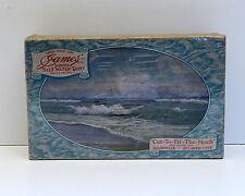 Vintage Advertising Candy Box James Salt Water Taffy Boardwalk Atlantic City