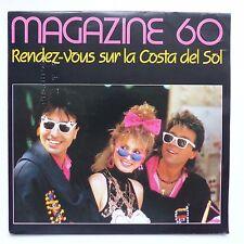 MAGAZINE 60 Rendez-vous sur la Costa del Sol CBS A6768 Discothèque RTL