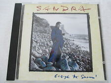 Sandra - Close to Seven - Virgin CD no ifpi