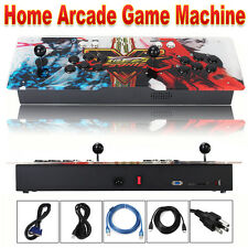 2 Players Pandora's Box 4S 2017 Metal Double Stick Arcade Console 680 HD Games