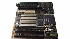 Mainboard Vintage Pc - Chips  pcchips Vx Pro AT + Cpu Pentium 120 Mhz + 8 mb Ram