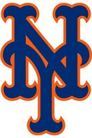 "New York Mets MLB NY Vinyl Decal - You Choose Size 2""-38"""