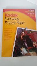 Kodak Everyday Picture Paper for Inkjets - 100 sheets Glossy A4