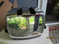 Vintage Chrome Sunbeam T-35 Radiant Auto Drop Toaster  Excellent condition