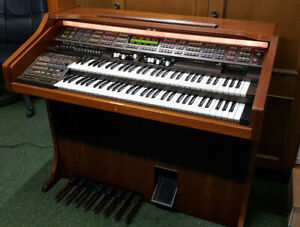 WERSI-WEGA 600 S CD Orgel Vollausstattung Mega Sounds Mega Drums, Memory-Tower