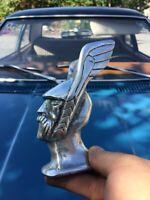 Viking Hood ornament mascot Cast Aluminum Ford Chevy Mopar VW Hot Rod Rat Rod