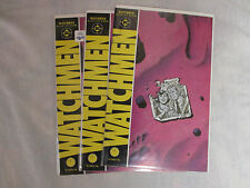 3x copies of WATCHMEN #4 VERY FINE-/NM 1986