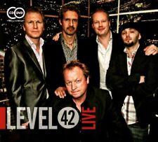 LEVEL 42 / Live / (1 CD +1 DVD) / Neuf