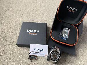 Doxa Sharkhunter Sub 200 130th Anniversary Limited Edition