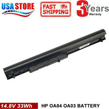 Spare 746641-001 Laptop Battery For HP OA03 OA04 740715-001 746458-421 cool