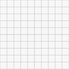 4 x GRID / GRAPH PAPER A1 size Metric 1mm 5mm 50mm squares on premium paper