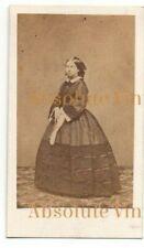 Royalty CDV Photograph Queen Victoria vintage c.1860