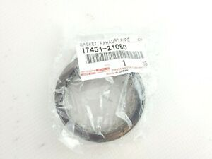 Genuine Toyota Gasket Donut Exhaust Pipe 17451-21060 2001-2009 Prius