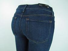 New J BRAND 811 Mid Rise SKINNY LEG Jeans Woman SZ 26 IN WALTZ DARK BLUE
