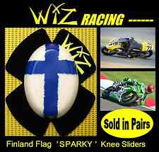 WIZ FINLAND FLAG SPARKY KNEE SLIDERS