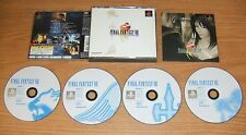 Final Fantasy Viii 8 Playstation 1 Game Japan Import Complete Fun Ps1 Games