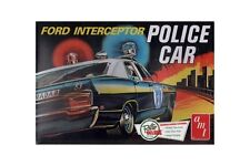 2012 AMT 1970 Ford Galaxie Interceptor Police Car 1:25 Model Kit new in the box