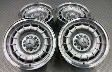 Mercedes W123 W107 W116 W126 ATS Barock Alufelgen 7x15 ET23 7055 KBA40396