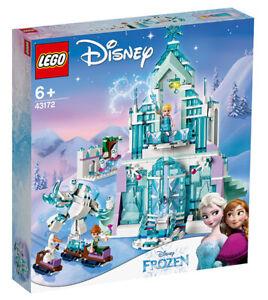 LEGO Princess Frozen Elsa's Ice Magic Castle 43172 LEGO