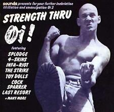 Strength Thru Oi! - Various Artists (NEW CD)