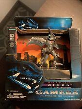 Gamera Guardian of the Universe -  Roaring Electronic Zigra -  Kaiju figure