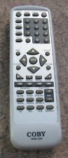 COBY DVR-224 tv remote control free shipping
