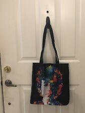 Bob Dylan Colorful Tote Bag Nwt