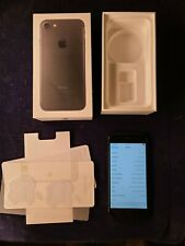 Apple iPhone 7 - 32GB - Black (Unlocked) A1660 CDMA GSM Verizon