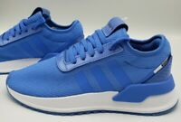 Adidas U_Path Baby Blue White EE4564 Running Shoes Women's Size 6