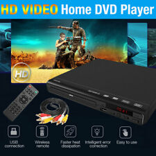 CD DVD UHD Spieler mit USB AV Anschluss mit Wireless Fernbedienung für TV Player