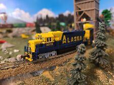 Bachmann N Scale EMD GP40 Locomotive Alaska