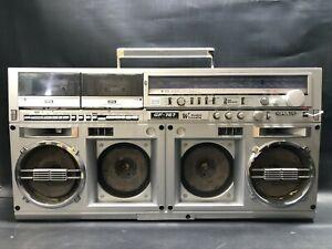 Sharp GF- 767Z Stereo Boombox Stereo Cassette