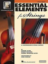 Essential Elements for Strings -