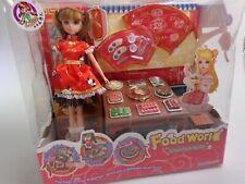 Lelia  Chinesisches Restaurant Spielset Geschenk  ab 3 Jahre mit und ohne Puppe
