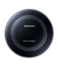 [New/Open Box] Samsung Wireless Charging Pad - Black Fast Charge For Qi Devices