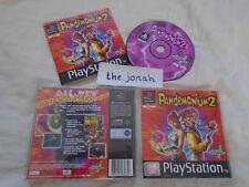 Pandemonium 2 PS1 (COMPLETE) rare Sony PlayStation classic platform
