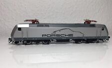 Märklin H0 39352 Porsche Sonderserie, Elektrolok. BR 152, digital, geprüft!