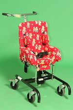Therapiestuhl Pflegestuhl Kindersitz Stuhl  Hochstuhl Höhenverstellbar  --