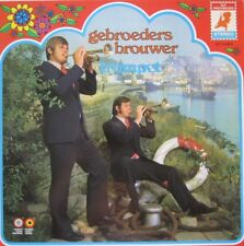 GEBROEDERS BROUWER - TROMPET - LP