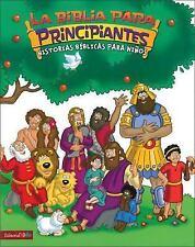 Beginners Bible (La Biblia Para ) Principiantes Historias Biblicas Para Ninos (