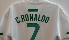 Christian C. Ronaldo Portugal Jersey #7 Made In Italy Never Worn Size Small