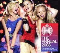 THE ANNUAL 2008 various (2 x CD, Compilation) Mixed, House, Ministry of Sound,