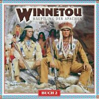 "KARL MAY ""WINNETOU BUCH 2"" 2 CD HÖRSPIEL NEW!!"