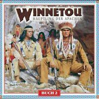 "KARL MAY ""WINNETOU BUCH 2"" 2 CD HÖRSPIEL NEW!!"