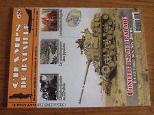 17$$ Revue Champs de Bataille n°26 Conflit Israelo-Arabe 6 jour / Armée Polonais