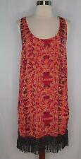Billabong Designer Closet Multi Color Summer Beachwear Casual Dress Size L