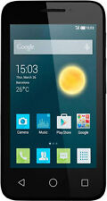 """Alcatel Onetouch Pixi 3 4013X Black 3G 4"""" Screen 3MP Camera Android OS, v4.4.2"""